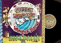 Captain Matchbox Whoopee Band-Australia-VINYL LP-USED-Aussie press