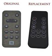 Replacement Remote Control For JBL Cinema Sound Bar SB400 With Battery