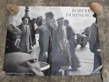 80x60cm Robert Doisneau Le Baiser De L/'Hotel De Ville Paris Poster #7422