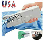 Portable Smart Mini Electric Tailor Stitch Hand-held Sewing Machine Travel Home photo