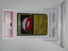 PSA 10 GEM MINT Electrode PRIME HGSS Triumphant Pokemon Card 93/102          B43