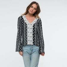 BNWOT BILLABONG LADIES SUMMER 2018 NIGHTGEM TOP / KIMONO / JACKET (10) RRP $70