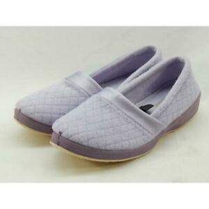 Foamtreads Coddels Womens Mauve Slippers 7.5M