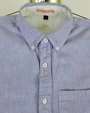 APOLIS Global Citizen Shirt Casual button front button down collar cotton Large