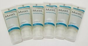 6X Murad Clarifying Acne Cleanser, Treats and Prevents Acne, 1.5oz - Travel Size