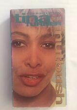TINA TURNER the girl from nutbush RARE VHS 1992
