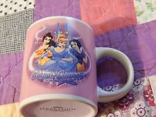 "Disney_Jerry Leigh - ""Royal Glamour"" - Snow White_Cinderella_Belle - Coffee MUG"