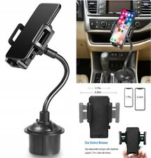 Samsung Galaxy Note 10 | Note 10 Plus, 10+ Car Cup Holder Gooseneck Phone Mount