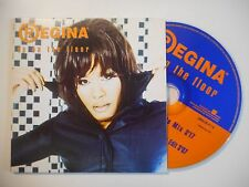 REGINA : UP ON THE FLOOR [ CD SINGLE ]