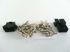 10sets JST 4 Way 4Pin SM 2.5mm Battery Connector Plug SM2.5 4P