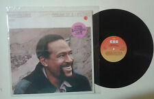 "Marvin Gaye ""Dream of a lifetime"" LP CBS 26239 Holland 1985 VG+/VG+"