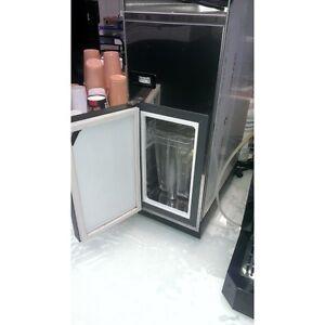 MACCHIAVALLEY Milchkühler Kaffeevollautomat Milch Kaffee Kakao Kühlung