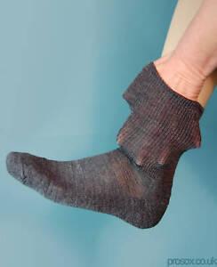 Prosox Diabetic Socks - Cotton, Terry Padded Sole