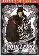 Comic - Vom Gratis Comic Tag 2013 - Soulless -  deutsch