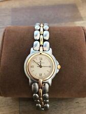 Women's Bertolucci Pulchra 30m 18k Two Tone Watch