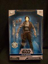 Star Wars Elite 10 inch Sergeant Jyn Erso Action Figure Doll.