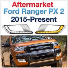 LED Tagfahrlicht Tageszeit Laufen Licht Für Ford Ranger Wildtrak Mk2 2015-2019