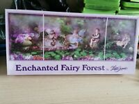 'Enchanted Fairy Forest' 1 x 1000 2 x 500 Piece Jigsaw Puzzles by Lisa Jane new