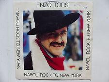 ENZO TORSI Napoli rock to New York / Verita  CS 561 S