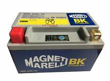 BATTERIA LITIO MAGNETI MARELLI YTX14-BS MOTO GUZZI NEVADA AQUILA NERA 750 2012