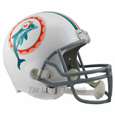 MIAMI DOLPHINS 1972 THROWBACK NFL FULL SIZE REPLICA FOOTBALL HELMET