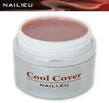 110ml CAMOUFLAGE GEL DE BASE nail1eu Cool Cover / uv Maquillage construction-gel
