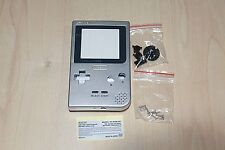 Silver Gameboy Pocket New Shell Replacement Housing Case  Nintendo
