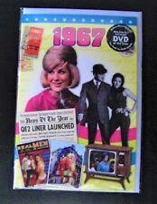24037 1967 DVD CARD DVDCARD BIRTHDAY GREETING HISTORY