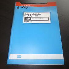 VW Polo I Typ 86 * Derby * Audi 50 * Microfich Werkstatthandbuch Alle Baugruppen