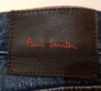 "Vintage Paul Smith Jeans Waist 34"" x Leg 31"""