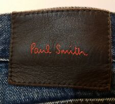 "VINTAGE Paul Smith Jeans Taille 34"" X Jambe 31"""