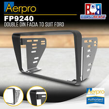 Aerpro FP9240 Double din facia black - ford