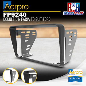 Aerpro FP9240 Double DIN Facia Kit to Suit Ford Falcon AU S1/2/3