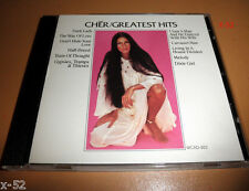CHER hits CD dixie girl DARK LADY way of love DONT HIDE YOUR LOVE gypsies tramps