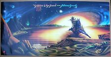 GRAEME EDGE BAND Moody Blues Kick Off Your... Promo Poster Mint- 1975 ORIGINAL!