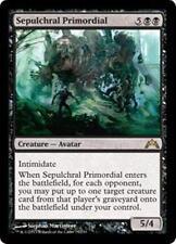 SEPULCHRAL PRIMORDIAL Gatecrash MTG Black Creature—Avatar RARE