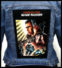 BLADE RUNNER --- Giant Backpatch Back Patch