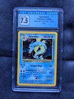 Pokemon Gyarados 6/102 Base Set Unlimited (2000) Holo CGC 7.5 (PSA 8?)