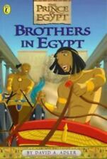 The Prince of Egypt Brothers in Egypt by David A. Adler 1998 Paperback new