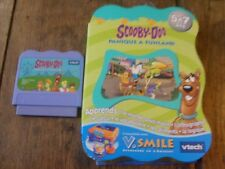 SCOOBY DOO panique à funland ( V-SMILE / V-TECH )  COMPLET