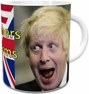 Donald Trump Mug  Boris Johnson Mug Ceramic Mug Brothers in arms Mug