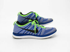 b6bebacffc96 Nike Flyknit One Men Blue Athletic Running Shoes Size 12M Pre Owned PJ
