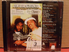 DJ Smuv Sir Classic - On Da Grind MIXTAPE CD Pastor Troy BIG KUNTRY 8-Ball MJG