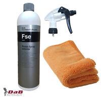 Koch Chemie Fse Finish Spray Exterior 1 Liter + Sprühkopf Star + Microfasertuch