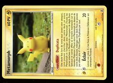 POKEMON ESPECES DELTA N°  63/113 METAMORPH PIKACHU DITTO