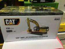 1/50 DM Caterpillar Cat 349F L XE Hydraulic Excavator Diecast Models #85943
