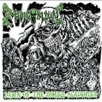 "ZOMBIE RITUAL ""DAWN OF THE ZOMBIE SLAUGHTER""  CD NEU"