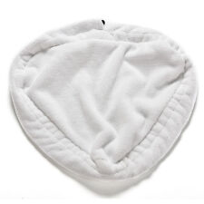 1pc Washable Microfibre Cloth Replacement Pads for H2O H20 Steam Mop Cleaner RD