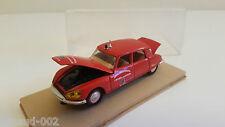 Eligor Citroën DS 21 1967 Service départemental d'incendie et de secours du Var
