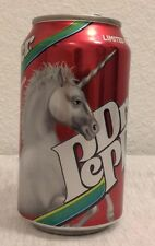 Dr. Pepper Collector's Limited Edition Unicorn Can